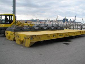 Paletni sistemi - Rolltrailer
