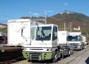 Terberg & Innovatrain & railCare